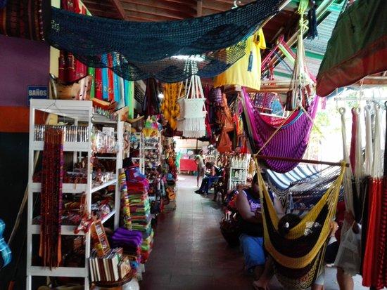 Granada, Nicaragua: Mercado de artesania