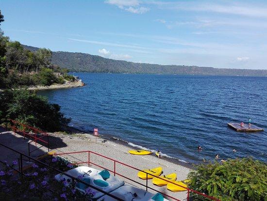 Granada, Nicaragua: Laguna de apoyo