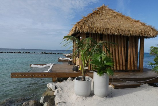Private Cabana On Renaissance Island