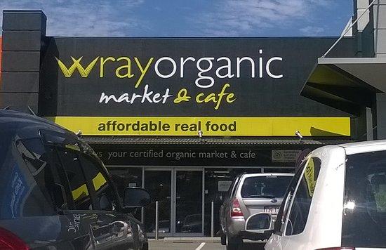 Mount Gravatt, Australien: Wray Organic Market & Cafe Mt Gravatt