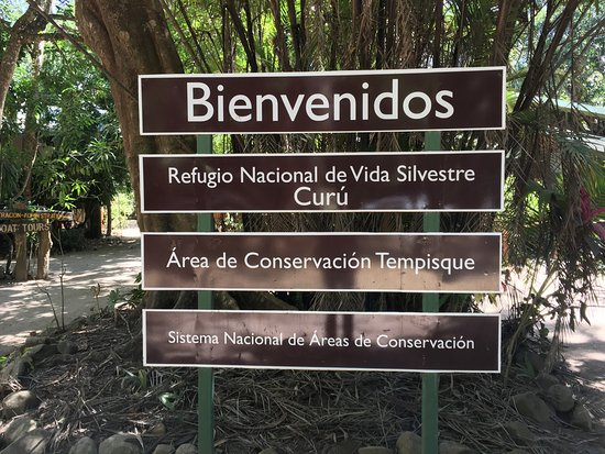 Nicoya, Costa Rica: Curu National Wildlife Refuge