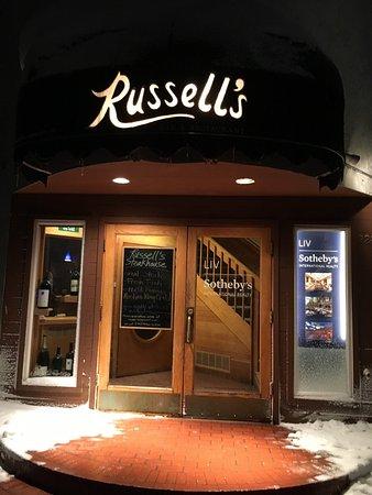 Russell's Restaurant: photo0.jpg