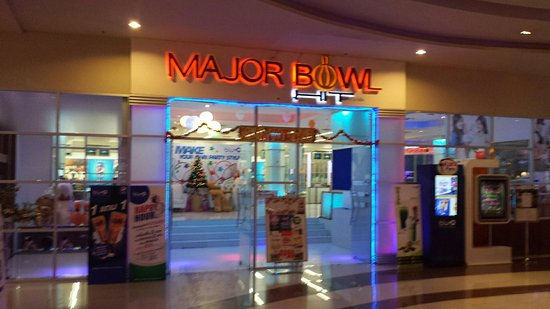 Major Bowl Hit - CentralPlaza Udonthani