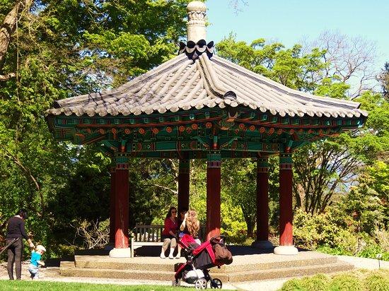 Merveilleux VanDusen Botanical Garden: Korean Pavilion In Van Dusen Garden