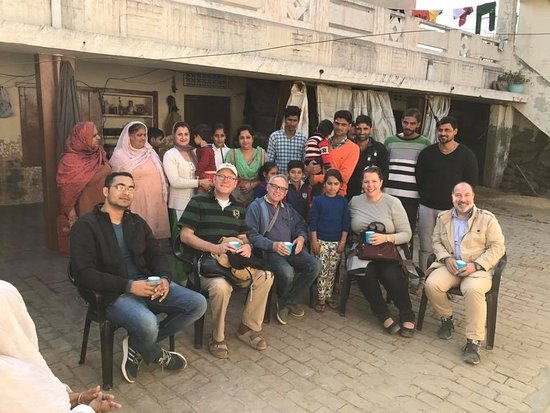 Virsa Travels: Village farm house visit