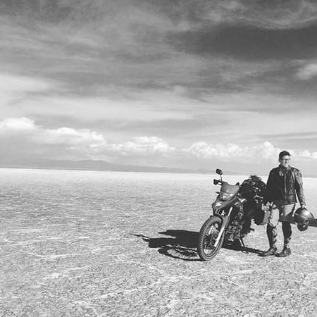 JC Motorcycle Tours - South America