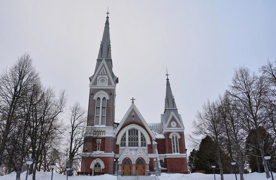 ‪Joensuu Church‬