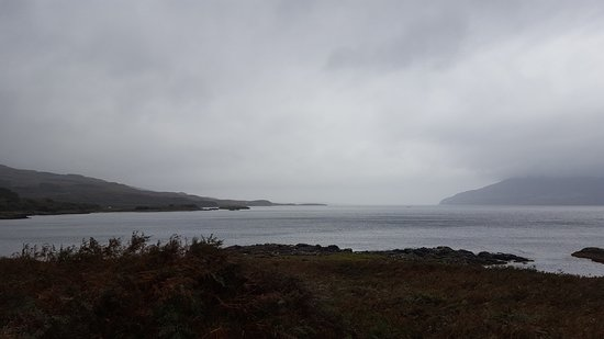 Craignure, UK: Lovely scenery