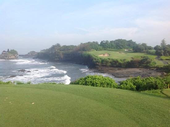 Nirwana Bali Golf Club: 7th hole