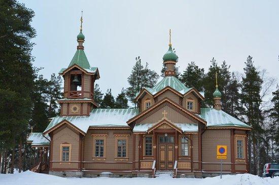 Pyhan Nikolaoksen kirkko
