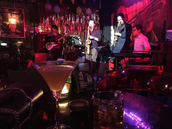 Photo of Bar Brown Sugar : The Jazz Boutique at 469 ถ. พระสุเมรุ, Bangkok 10200, Thailand