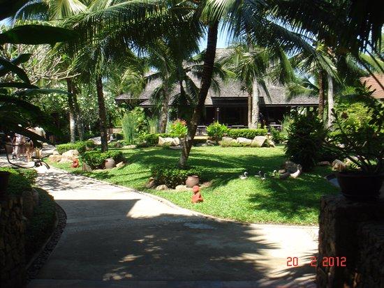 Bo Phut Spa: Территория