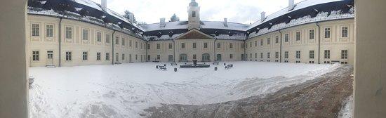 Svaty Anton, Eslovaquia: Kaštieľ vo Svätom Antone