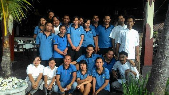 Pondok Bambu: our staff