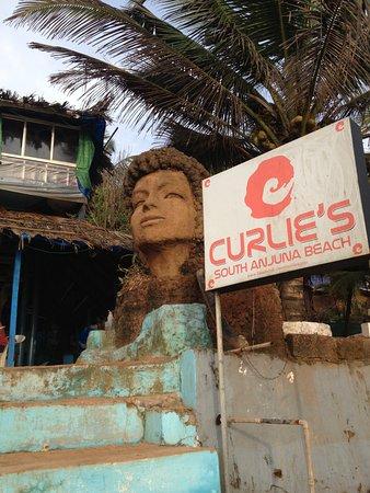 Anjuna, India: клуб