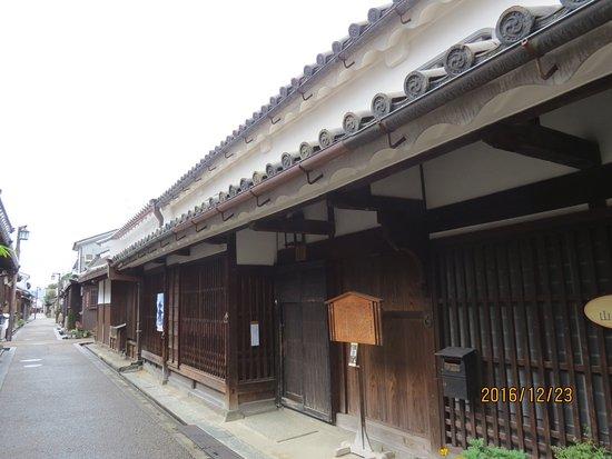 Imaichono Machinami-bild