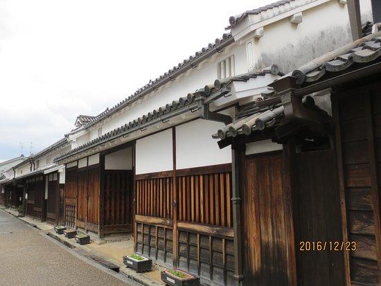 Imaichono Machinami Foto