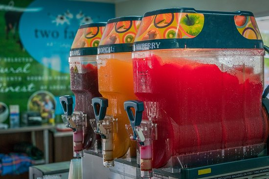 Dunsborough, Australia: Slushy time