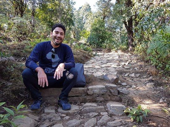 Bagmati Zone, Nepal: Trekking from Pokhara