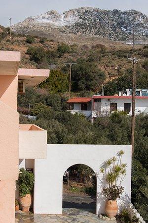 Kerames, Greece: Entrance of Castro Kerame