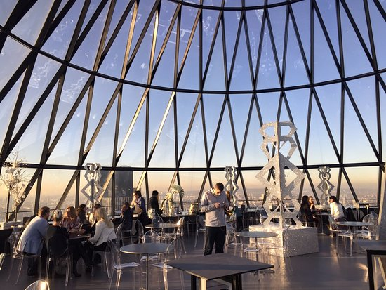 Picture of Searcys at The Gherkin