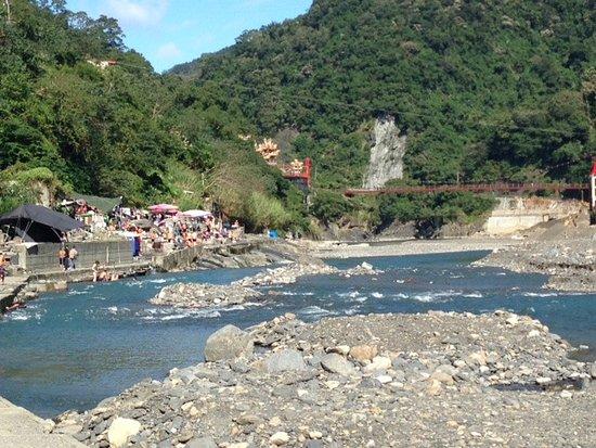 Wulai Hot spring Outdoor Public Baths