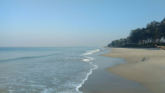 Betalbatim, India: #beach