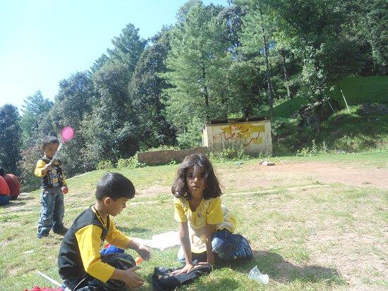 Murree, Paquistão: chattar park