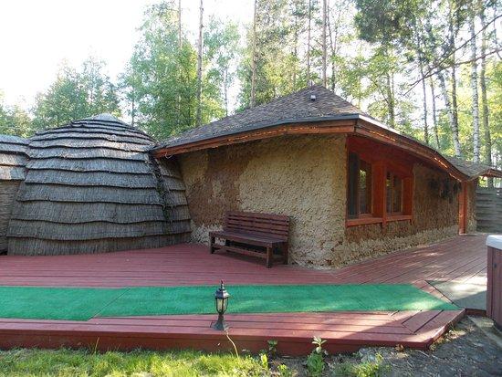 Noginsk, Rusia: Хохлома