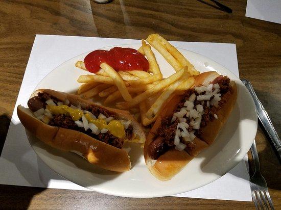 Durand, MI: Coney Dogs