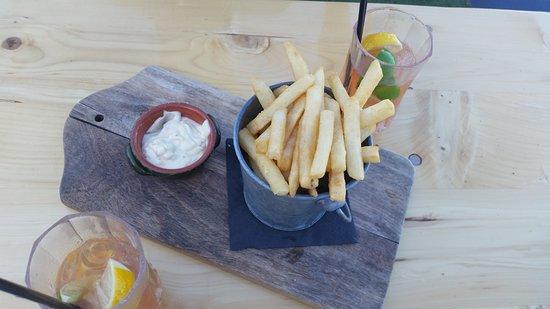 Kingston, Australien: Drinks + chips
