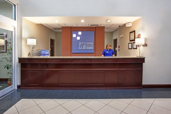 Commerce, Τζόρτζια: Front Desk