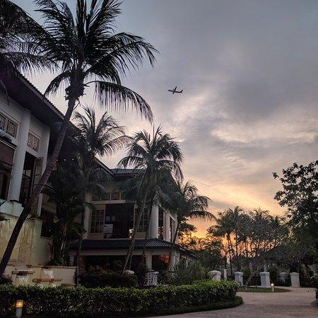 Holiday Inn Kuala Lumpur Glenmarie: Sunset