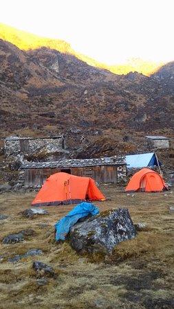 Kanchenjunga : sele-la