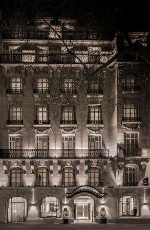 K+K Hotel Cayre: Façade Hôtel