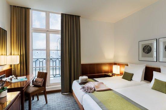 K+K Hotel Cayre: Chambre