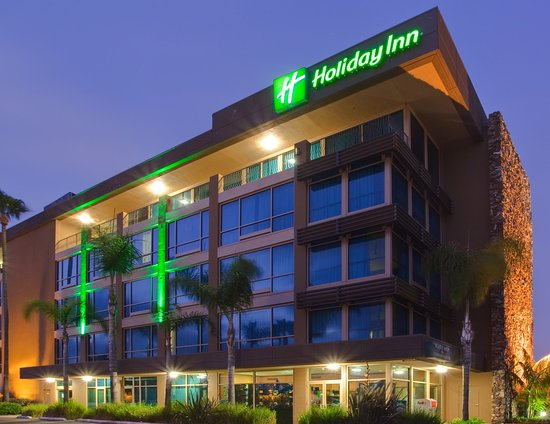 Holiday Inn San Diego-Bayside: Our Bayfront location is convenient to many San Diego attractions!