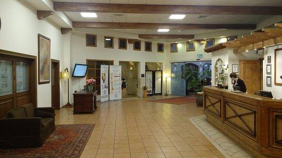 Kfar Blum, Israël: Lobby Hotel