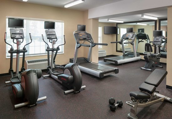 Hawthorne, Californie : Fitness Center