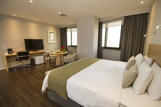 Signature Double Room at Unipark Hotel
