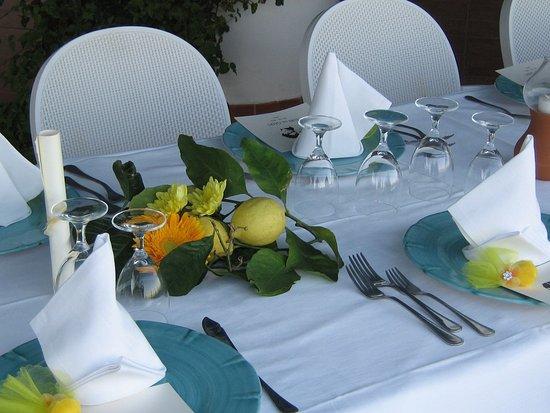 Hotel la Bussola: Our restaurant