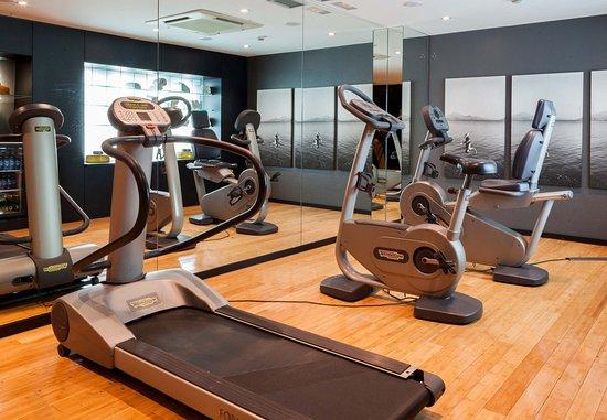 Zizur Mayor, España: Fitness Centre