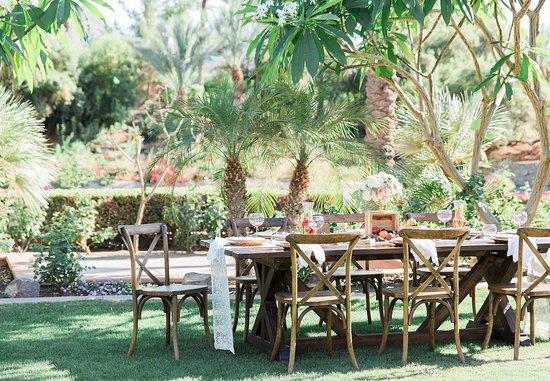 Indian Wells, كاليفورنيا: Artisan Wedding