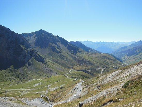 Col du Tourmalet : La route du Tourmalet