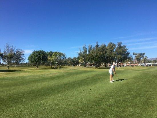 Campo del Golf de Maspalomas Photo