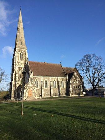 Sankt Albans Kirke (den engelske kirke)