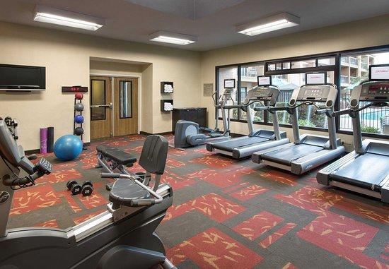 Cupertino, CA: Fitness Center