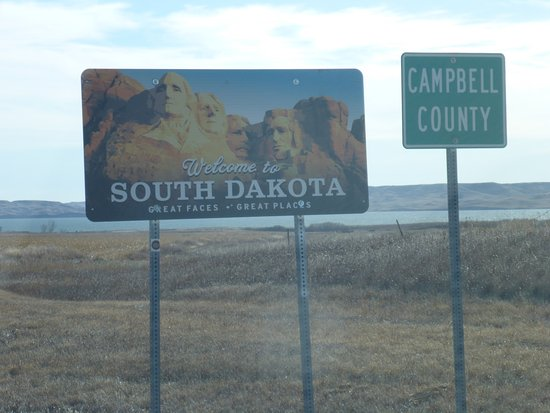 North Dakota: Trail Crosses Borders
