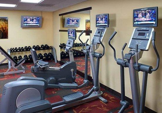 Creve Coeur, Μιζούρι: Fitness Center