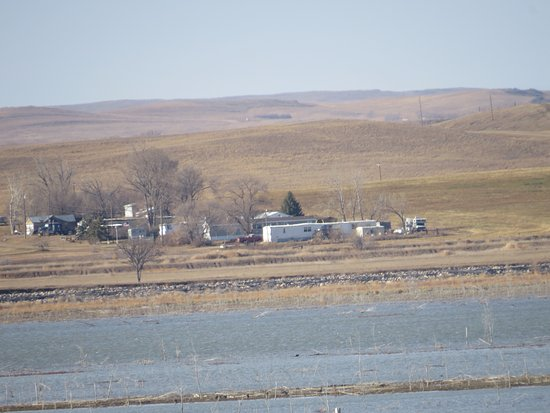 ‪‪North Dakota‬: Missouri River Farm on 1806 Side‬